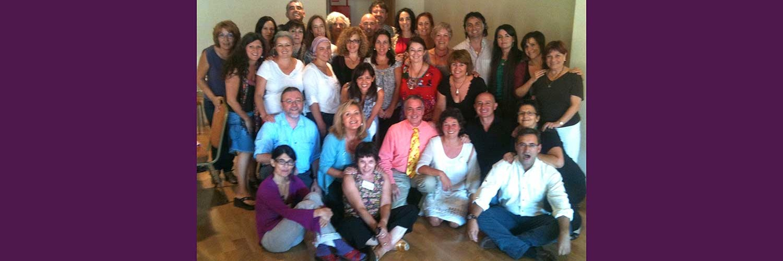 Formación oficial terapeutas practicantes de Jin Shin Jyutsu en España