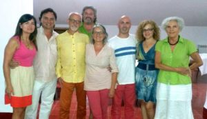 Organizadores de Jin Shin Jyutsu Spain