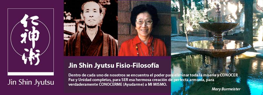 Jin Shin Jyutsu Maria Burmeister Jiro Murai
