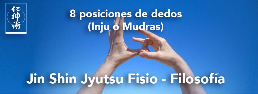 """Jin Shin Jyutsu """"Las 8 Posiciones de dedos"""" mudras, 5º mudra"""