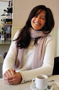 Beatriz Belda, terapeuta / Practitioner e instructora de auto ayuda autorizada por Jin Shin Jyutsu Inc. Az. USA