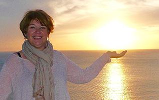 Pepita Marí Marí : Jin Shin Jyutsu Terapeuta / practicante e Instructora acreditada