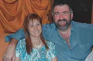 Teresa y Joaquín, terapeutas e instructores de autoayuda Jin Shin Jyutsu Inc. USA