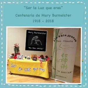 Centenario Mary Burmeister