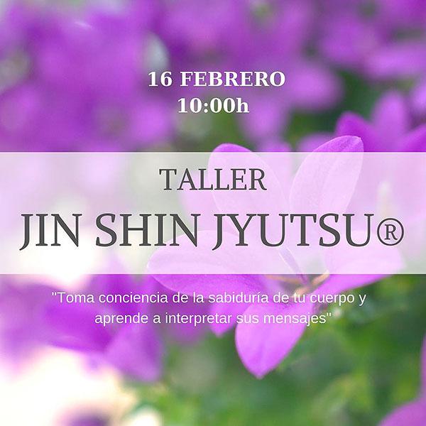 Taller Auto Ayuda impartido en Febrero 2019 por Eva Torres Martínez Terapeuta Jin Shin Jyutsu Practitioner autorizada