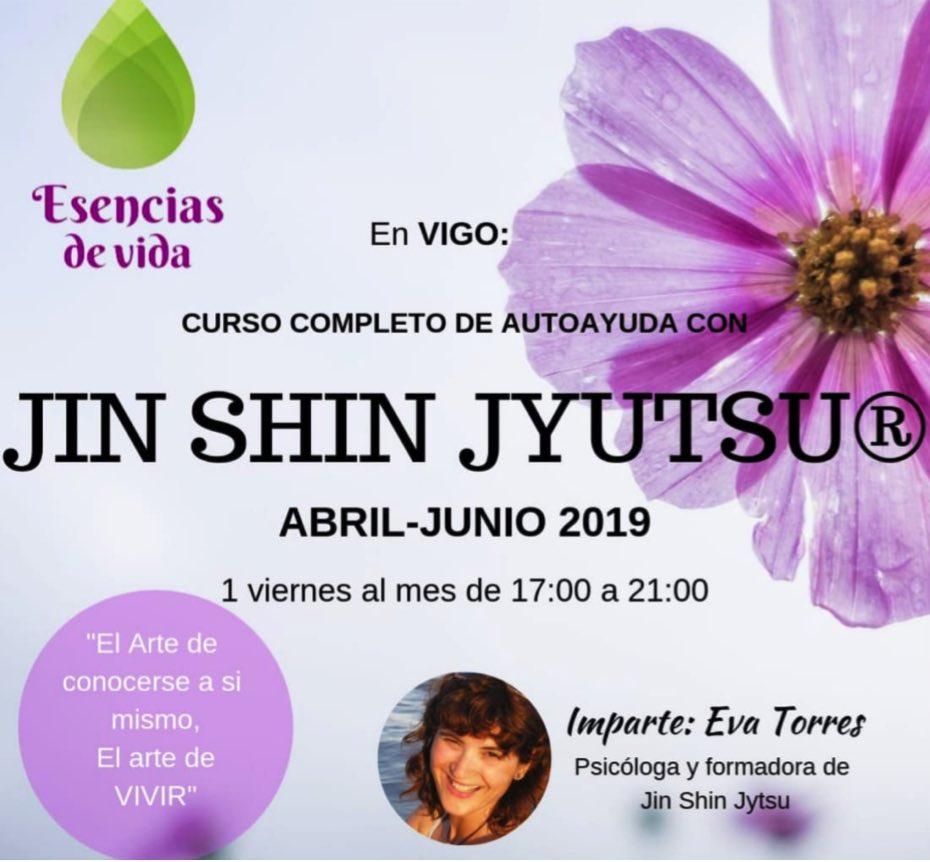 Taller Auto Ayuda impartido en Abril-Junio-2019- por Eva Torres Martínez Terapeuta Jin Shin Jyutsu Practitioner autorizada
