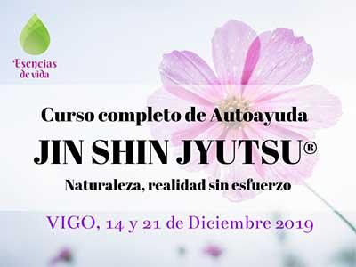 Curso de AutoAyuda con Jin Shin Jyutsu en Vigo, Diciembre 2019
