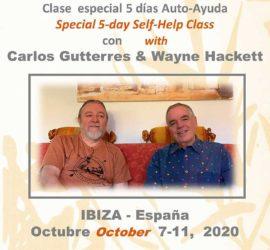 Curso Autoayuda Ibiza Octubre 2020
