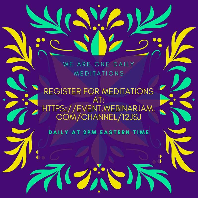 meditaciones diarias jin shin jyutsu somos uno