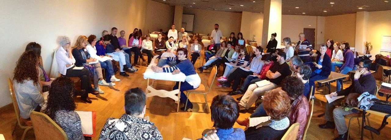 Curso básico de 5 días de Jin Shin Jyutsu Madrid 2014 28 de Mayo al 1 de Junio 2014