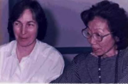 Philomena & Mary Jin Shin Jyutsu