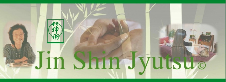 recevant des séances Jin Shin Jyutsu