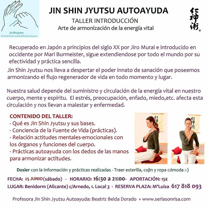 Cartel-Taller-Jin-Shin-Jyutsu-BENIDORM