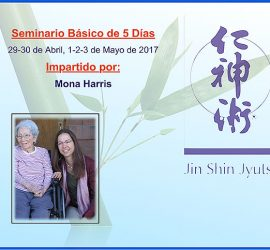 Seminario Básico 5 Días en Collado Villalba con Mona Harris