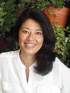 Margareth Umeoka, instructora Jin Shin Jyutsu autorizada por la Facultad de Jin Shin Jyutsu. Arizona USA