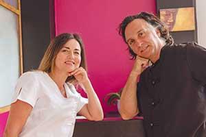 Eduardo Balaguer y Amparo Bodi, Jin Shin Jyutsu Terapeutas/Practitioner. Organizadores de formación en Alicante