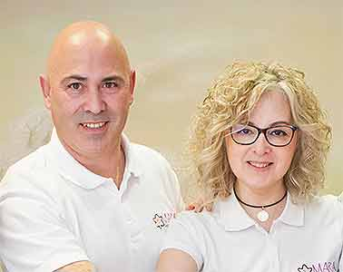 Maribel García y Rafael Roma, Organizadores, Terapeutas e instructores de autoayuda autorizados por Jin Shin Jyutsu Inc. Az. USA