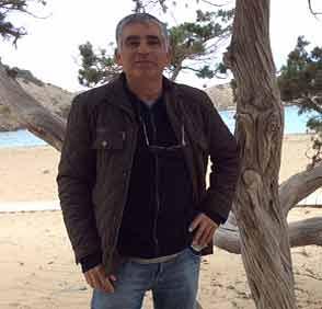 Joaquín Méndez Martínez : Terapeuta /Practitioner e Instructor de Jin Shin Jyutsu Auto-ayuda