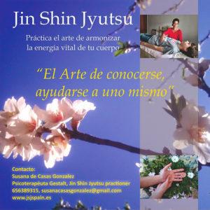 Susana de Casas Gonzalez : Jin Shin Jyutsu Terapeuta-Practitioner autorizada. Terapeuta Gestalt. Ibiza Valencia Madrid